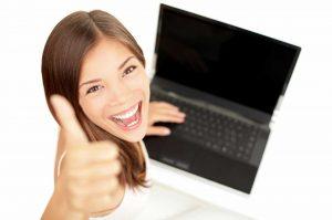 SMS půjčku vyřídíte i online na PC